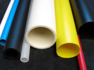 Plastic tubing and smooth walled pipe